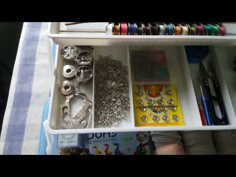 Tailoring Materials Organize In One Box