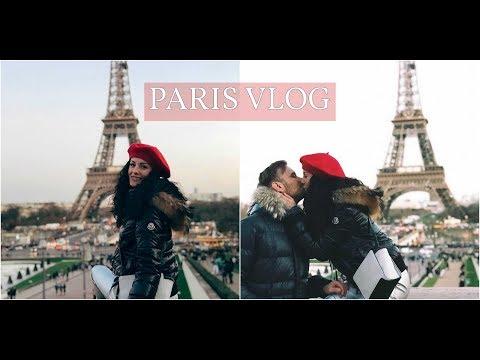 Paris Travel Vlog 2018