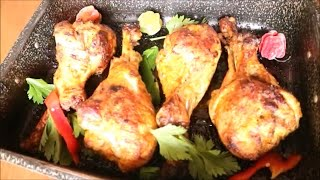 How to make a very simple and easy  chicken drumstick /Christmas recipe