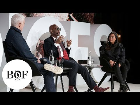 The Business of Culture | Dapper Dan, Leila Fataar with Tim Blanks | #BoFVOICES 2017