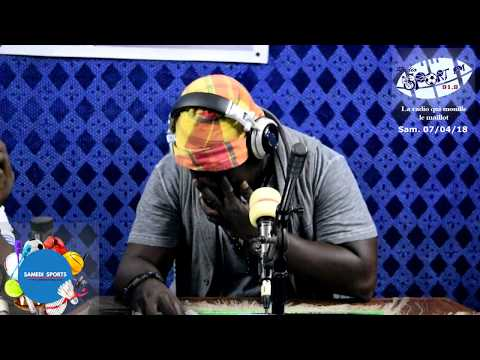 SPORTFM TV - SAMEDI SPORTS DU 07 AVRIL 2018 PRESENTE PAR FRANCK NUNYAMA