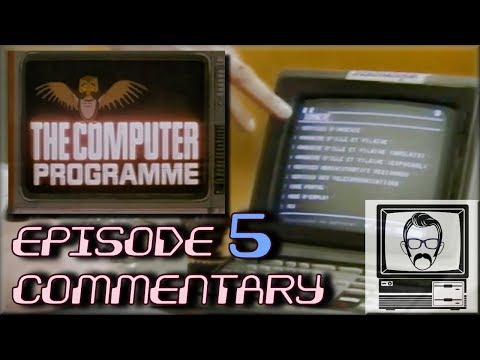 The Computer Programme - Communications & Media in 1982 | Nostalgia Nerd