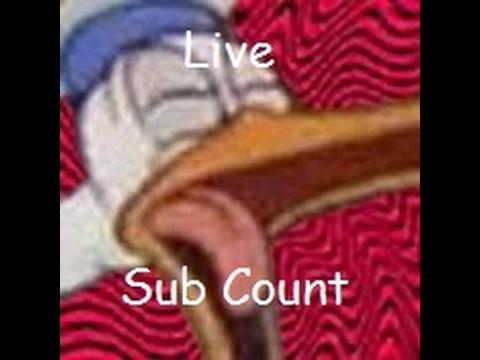 Pewdiepie Sub Count