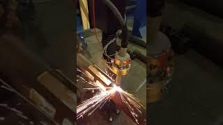 видео Купить плазменный труборез. Плазменная резка труб с ЧПУ