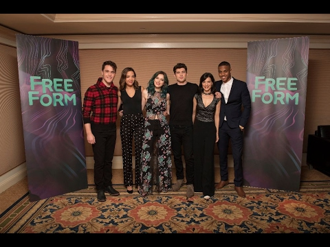 Meet the Cast of Freeform's FAMOUS IN LOVE
