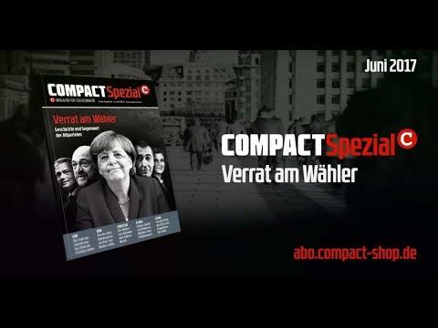 Verrat am Wähler: Diskussion zum COMPACT Spezial Nr. 14