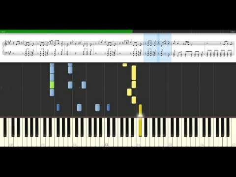 AC/DC - Highway to hell [Piano Tutorial] Synthesia