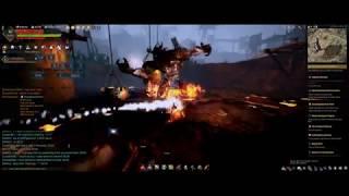 Ferrid Rift Boss (Ranger Succession: bug)