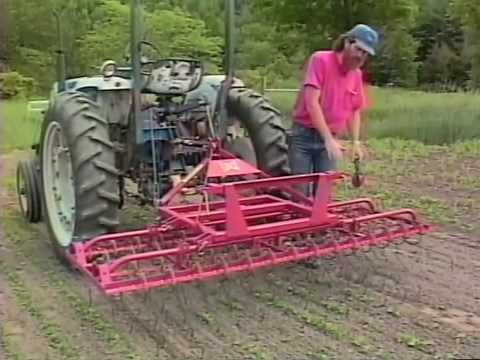 Lely Spring Tine Weeder From Vegetable Farmers And Their