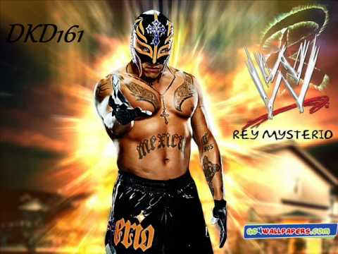 Rey mysterio 1st wwe theme song arena effect 619 youtube - Wwe 619 images ...