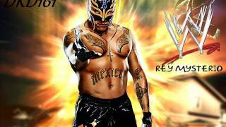 Rey Mysterio 1st WWE Theme Song (Arena Effect) - 619