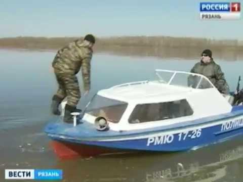 запрет на ловлю спиннингом в рязанской области