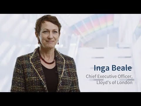 Inga Beale Of Lloyd's Explains The Insurance Market's Reluctance To Expand Cyber Insurance Coverage