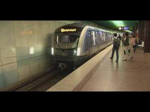 MÜNCHEN: Frau in U-Bahn vergewaltigt - MVG bietet Sonderfahrt an
