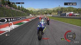 MotoGP 17 - Valentino Rossi Gameplay (PC HD) [1080p60FPS]
