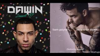 Strip That Dessert - Dawin Vs. Liam Payne Ft. Silent & Quavo (Mashup)