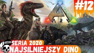 Oswajamy Najlepszego Dino w Grze ARK Survival Evolved PL | Seria 2020 #12 - Rizzer