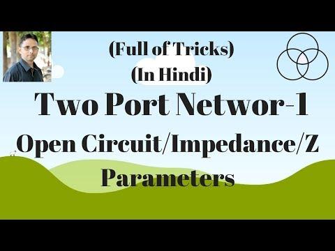 Inverse Hybrid Parameters - Two-Port Network - Circuit Theory & Networksиз YouTube · Длительность: 4 мин52 с