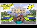 REGALIAMO A NOOB UNA VILLA DA 1 MILIONE DI EURO! - Minecraft ITA