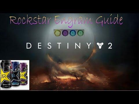 Destiny 2 Rockstar Code Guide