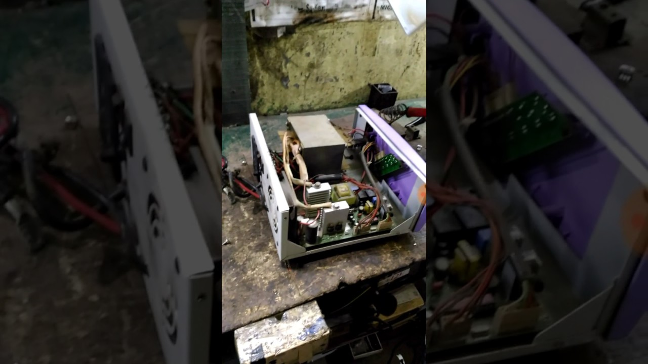 hot water heater wiring from fuse box sukam inverter fuse blown or beeping sound problem - youtube