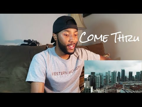 Phora - Come Thru ( Official Music Video ) Reaction!!