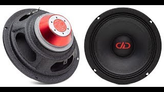 DD Audio VO-MN6.5 ,  DD Audio VO-MN8  Легкая прослушка )