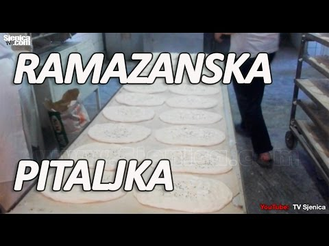 RECEPT: RAMAZANSKE PITALJKE (Lepinje) (sastojci i priprema) Kako se spremaju
