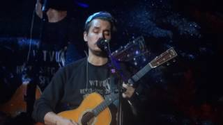 John Mayer In Your Atmosphere The Gorge 07 21 17