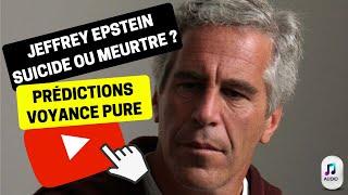 #190 Jeffrey Epstein, suicide ou meurtre ? - Bruno Voyant Médium Voyance Criminel Prison New York