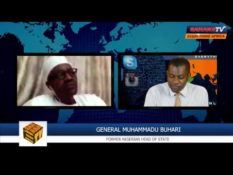"""""""I Have No Fear Of Boko Haram."""" EXCLUSIVE Interview With GENERAL MUHAMMADU BUHARI"""