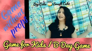 Games for Kids Party I Birthday Party Games I Hosting Kids Party I Creative Apurva Jain I Games