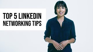Top 5 LinkedIn Networking Hacks