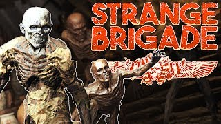 From ZOMBIE ARMY TRILOGY Creators: STRANGE BRIGADE (E3 2017) Gameplay
