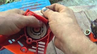 Ремонт бензокосы Oleo-Mac. 1(Это видео создано с помощью видеоредактора YouTube (http://www.youtube.com/editor), 2015-09-03T08:42:32.000Z)