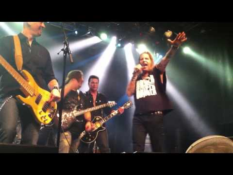 Ted Poley feat. Tommy Denander - Naughty Naughty (Live in Sweden 2010-12-03)