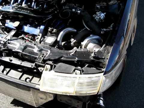 1992 Ford Taurus Sho 3 2 Turbocharged Youtube