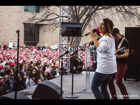 Image for Taina Asili performance at the Women's March on Washington