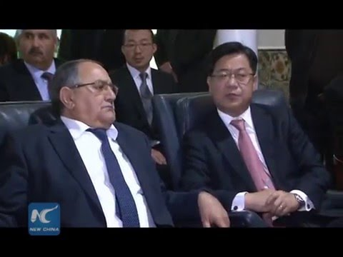 China, Algeria to build Algeria's biggest port