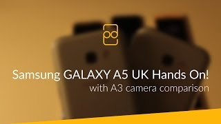 samsung galaxy a5 2017 uk hands on with a3 camera comparison