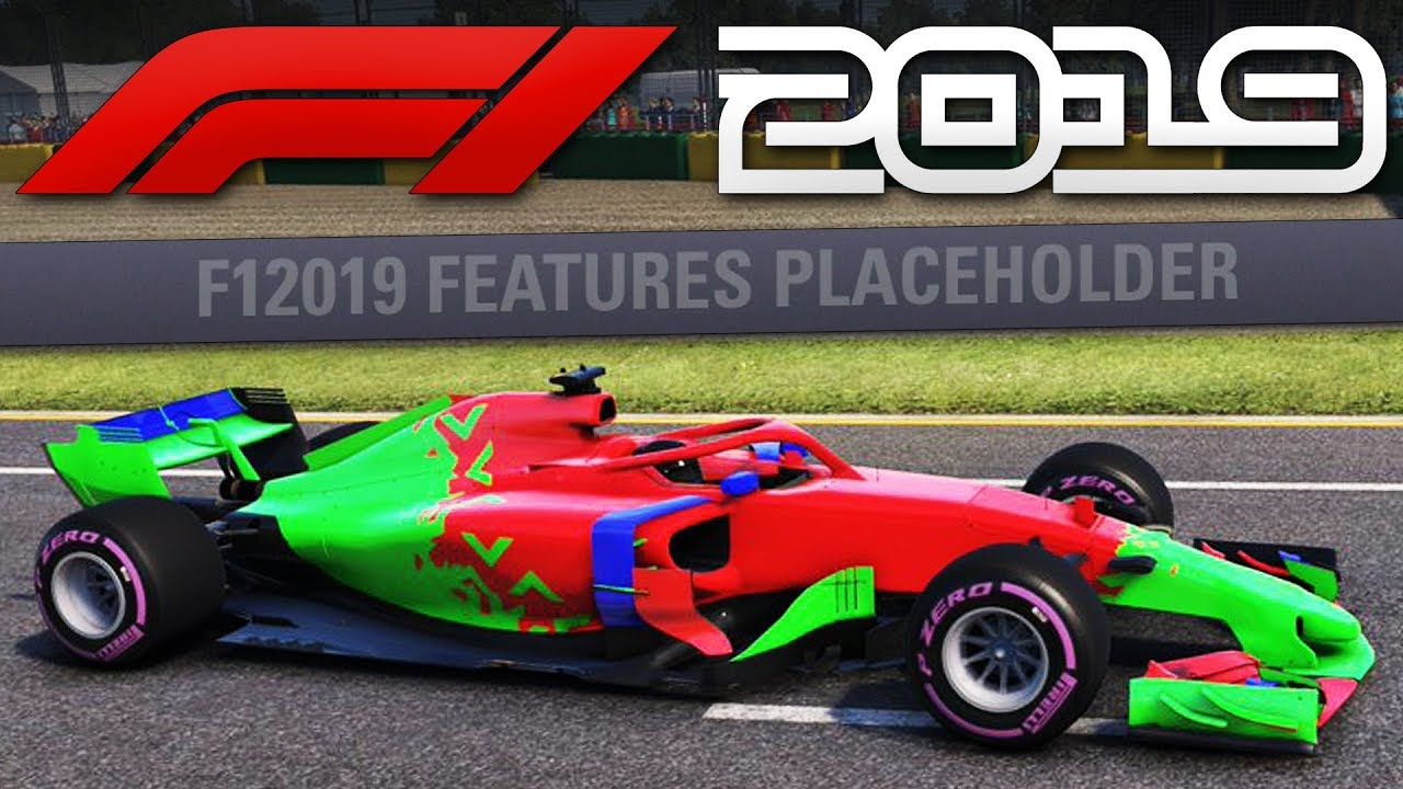 F1 2019 COMING SOON?