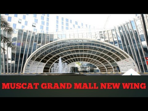 Muscat Grand Mall opens new wing