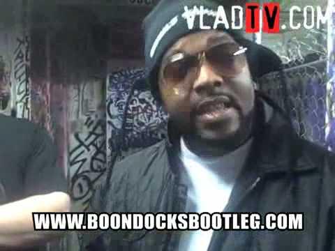 Boondocks & DJ Vlad: Tubesteak exposes himself again
