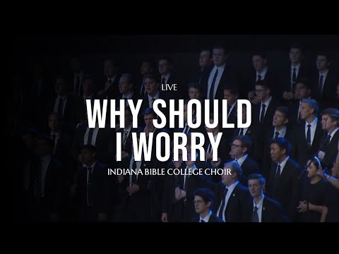 Indiana Bible College – Why Should I Worry