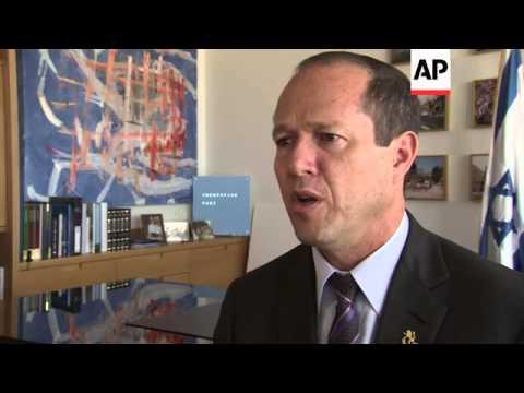 Jerusalem mayor Nir Barkat says city should not  be split
