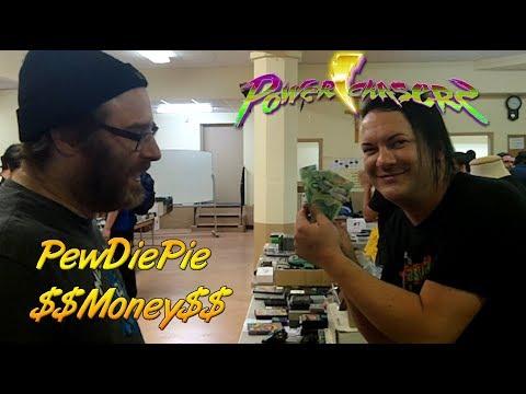 Power Chasers: PewDiePie $$Money$$ (Réunion été 2017 part1)