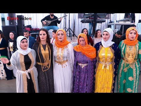 Siham & Yasin - Arabische Hochzeit - Part 01-  Music Xesan Asad - By Evin Video