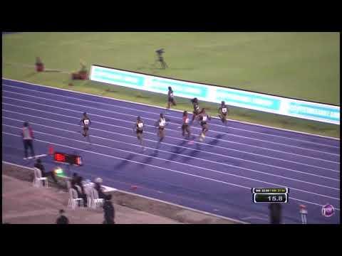 Women's 200M IAAF World Challenge Kingston Jamaica 2018 HD