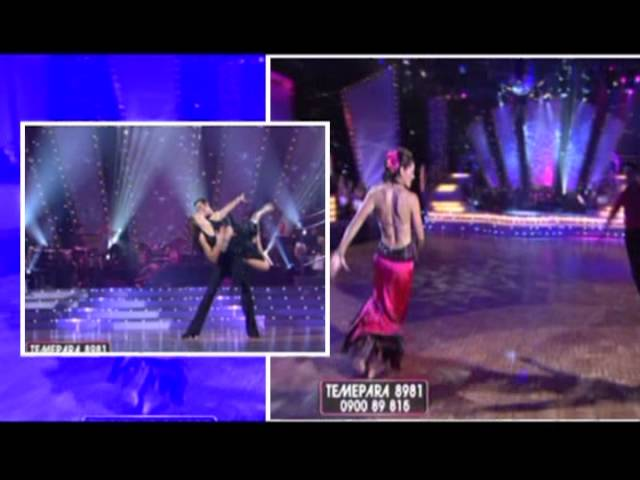 Stefano Olivieri Dancing With The Stars Demo Reel short version