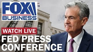 Fed Chair Powell holds news conference as rates remain unchanged - FOX Business